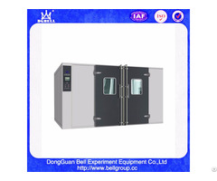 Temperature Humidity Testing Programmable Walk In Stability Test Chamber Manufacturer