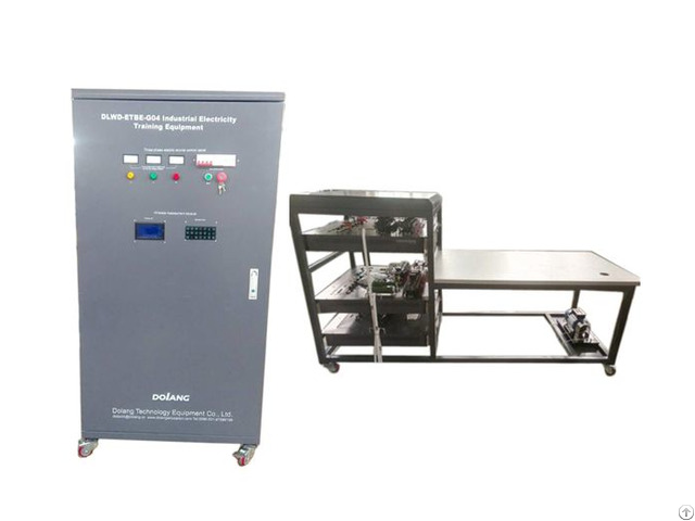 Dlwd Etbe G04 Industrial Electricity Training Equipment