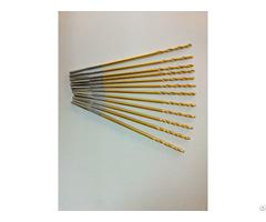 Titanium Coated Drill Bit Orthopedic Instrument