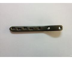 Locking Proximal Femur Plate Orthopedic Implant