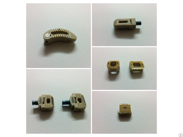 Peek Cage Spine Orthopedic Implant