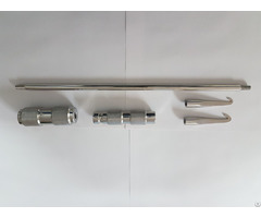 Extractor With Two Hooks Orthopedic Instrument
