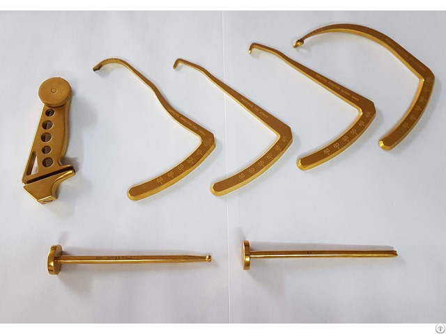 Acl Pcl Jig Set Orthopedic Instrument