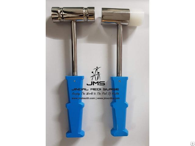 Bone Hammer Orthopedic Instrument