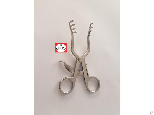 Mini Self Retaining Retractor For Fingers Orthopedic Instrument