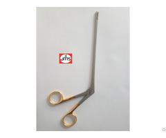 Disc Forceps Straight Orthopedic Instrument