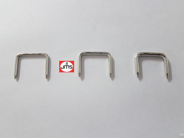 Staple U Type Orthopedic Implant