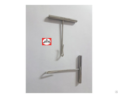 Gigli Saw Handle Pair Orthopedic Instrument