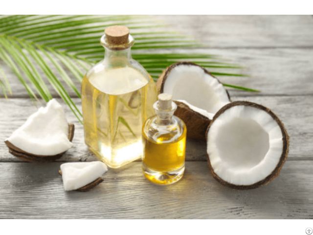 Crude Coconut Oil Refined With High Quality