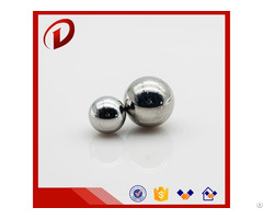China High Quality 6 35mm 1 4 Inch Precision Chrome Steel Ball For Bearing