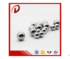 China High Quality Stainless Steel Ball 316 For Water Pump Manufacture