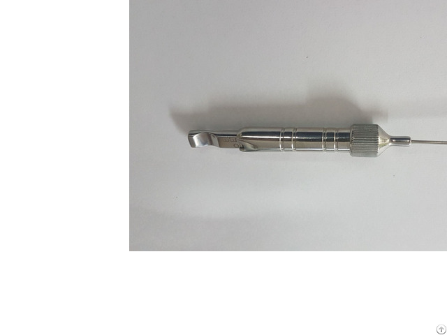 Mini Depth Gauge Orthopedic Instrument