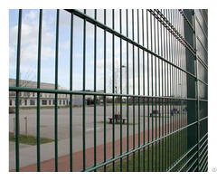 Double Wire Welded Fence