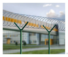 Air Port Fence