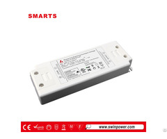 Plastic Cover 12v 20w Triac Dimmable Led Power Supply