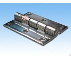 Automatic Continuous 304 Stainless Steel L Shape Lift Off Door Hinges