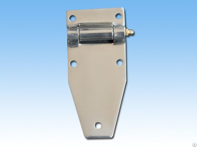 Stainless Steel Hardware Strap Truck Trailer Flush Door Hinge
