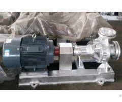 Ry Thermal Oil Centrifugal Circulating Pump
