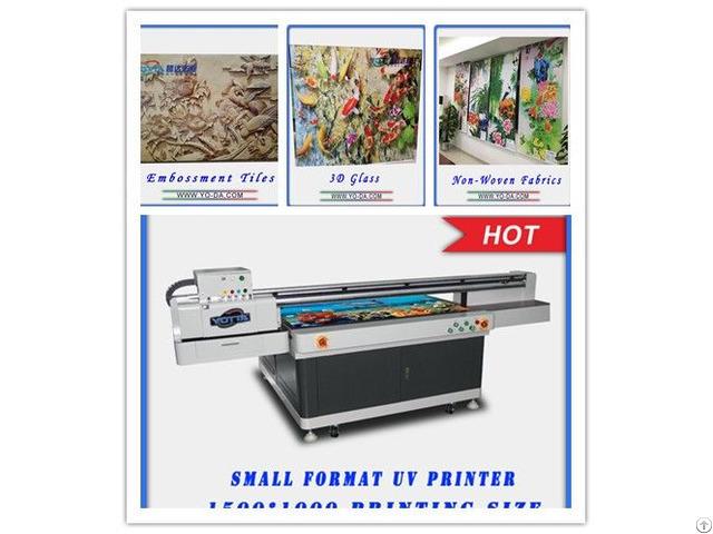 Yd1510 Uv Flatbed Printer Glass Ceramic Tile Phone Case Acylic Sheet Printing Machine