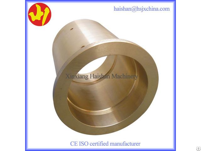 Precise Measurement Customized Cone Crusher Bronze Bushing