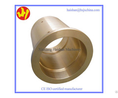 Precise Measurement Customized Cone Crusher Bronze Bushing