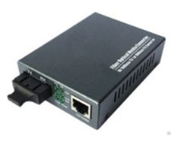 Media Converter 1000 Fx To 1000base Tx