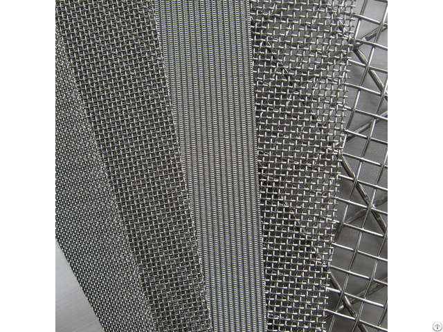 Durable Woven Stainless Steel Wire Mesh