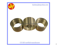 Hot Selling Customisable Aluminum Bronze Bushing