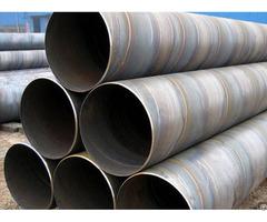 Liquid Gas Transportation Welded Steel Pipe