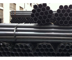 A53 Welded Steel Pipe