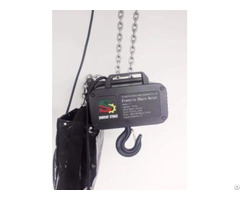 1t Aluminum Shell Electric Hoist