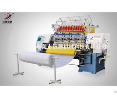 Automatic Quilt Quilting Machine Production Line Ygb96 2 3