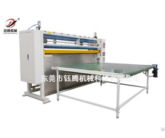 Computerized Panel Cutter Machine For Mattress Fabric Ytcm F