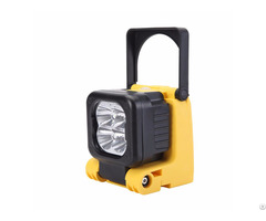 Portable 12w Rechargeable Marine Led Spotlight