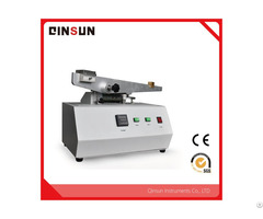 Automotive Interior Materials Usage Scratch Shear Tester From Qinsunlab