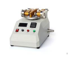 Taber Abrasion Resistance Test Machine From Qinsunlab