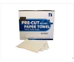 Precut Paper Towel 5508