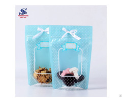 Doy Pack Stand Up Pouch For Cookies