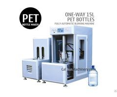 One Way 15 Litre Non Returnable 15l Pet Bottle Blowing Machine
