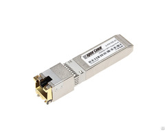 10g T Copper Transceivers