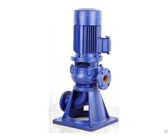 Lw Wl Vertical Sewage Drainage Pump