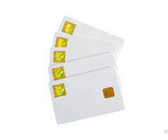 Contact Card Hologram Label