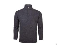 Men Pure Wool Sweater