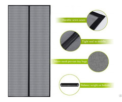 Fiberglass Magic Door Screens
