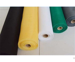 Fiberglass Screen Curtain Mesh