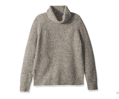 Women S Chunky Knit Turtleneck Sweater