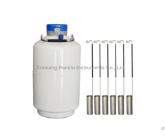 15l Aluminum Alloy Cryogenic Liquid Nitrogen Tank