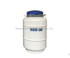 Different Size Liquid Nitrogen Storage Tank