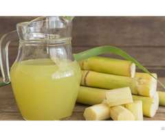 The Fresh Sugar Cane