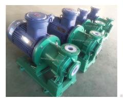 Cqb F Magnetic Drive Fluoroplastic Centrifugal Pump